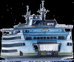 FerryFrontView