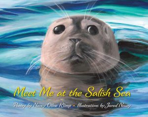 Meet me at the salish sea book front cover