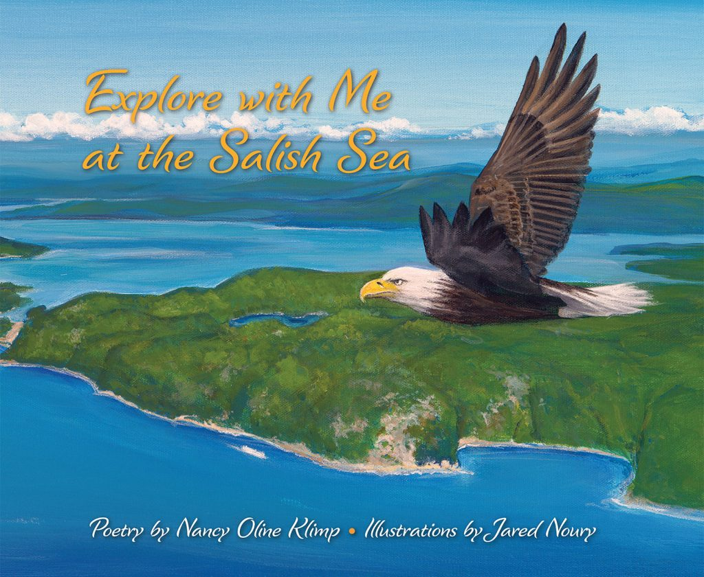 Explore with me at the salish sea book cover